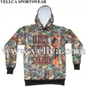 Casual Hood Pullover Fleece Custom Printing Heavyweight Poly Fleece hoodies