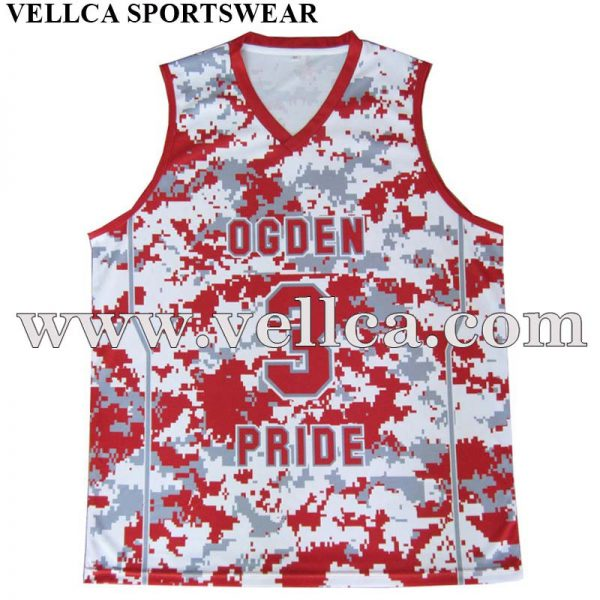 China Basketball Jerseys with Custom Design,Size,Color