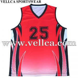 Youth Basketball Uniforms Reversible Basketball Jerseys