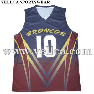 Cheap Basketball Singlets Printed for Team Clubs