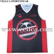 Full Dye Sublimation Basketball Kits