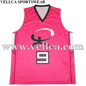 Custom Basketball Jersey and Shorts Design