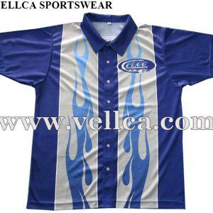 Cheap Printing Racing Polo Shirt for Men OEM Factory China
