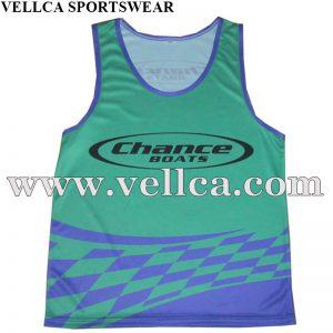 Wholesale Cheap Price Custom Body Building Gym Wear Running Vest Singlets OEM Service