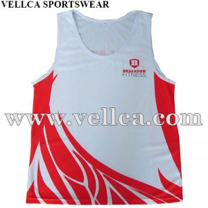 Custom Design Quick Dry Mesh Tank Top Women Running Dry Fit Vest Singlets