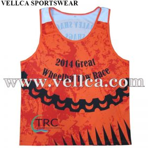 Mens Tank Top Fitness Sport Sleeveless Vest Running Gym Singlet