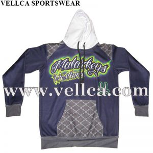 China OEM and ODM Service Custom Printed Embroidery Design Cheap Hoodie