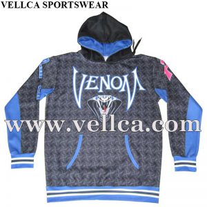 Custom Logo Design Poly Fleece Pullover Hoodies Mens Wholesale Cheap Hoody