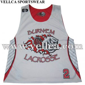 Custom Dye Sublimated Lax Reversible Pinny