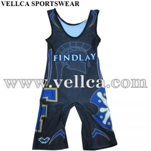 Custom Sublimated Wrestling Singlets Wrestling Gear