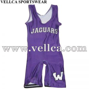 Cheap Wholesale Wrestling Singlets Sublimated Custom Singlets