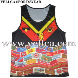 Gym Singlets Mens Tank Tops Mens Sports Vest Mens Bodybuilding Tanks With Printed Graphics