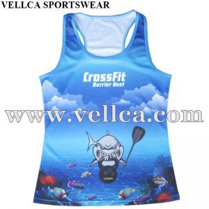 Dragon Boat Custom Jersey Sublimation Race Singlets