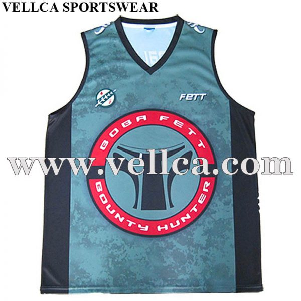 Make Your Basketball Uniforms Stand Out With Sublimation