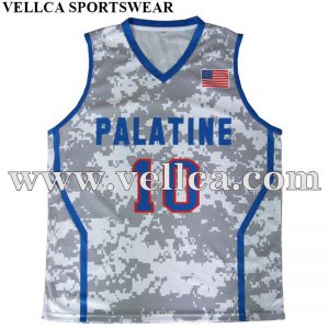 Basketball Jerseys 100% Custom For High Schools And Teams