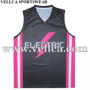 Athletic Womens Sublimated Reversible Basketball Uniforms