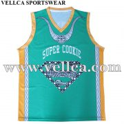 Fast Turnaround Custom Sub Dye Printed Basketball Uniforms And Jerseys