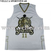Sublimated Reversible Basketball Jerseys Reversible Basketball Uniforms
