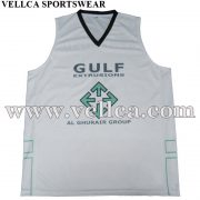 Custom Made Basketball Tops Shorts Uniforms Jerseys Singlets Sublimation Printed