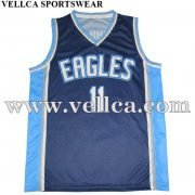 Factory Price Custom Sublimated Basketball Uniforms