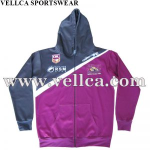 Custom Dye Sublimated Technical Hoodies Custom Sweatshirts