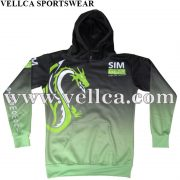 Custom Sublimated Lacrosse Hoodie Custom Hoodies Apparel