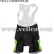 Custom Sublimated Cycling Bib Shorts