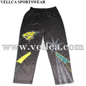 Custom Sublimated Ice Hockey Pant Shell Builder