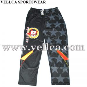Customize Your Ice Hockey Gear Full Dye Sublimation Roller Hockey Pants