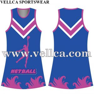 Design Your Own Netball Clothing With Sublimated Printing