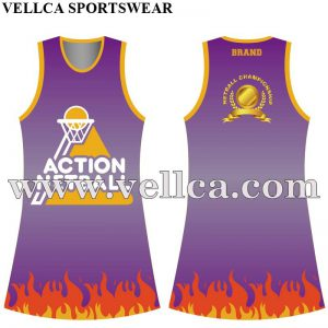 Wholesale Personalised Netball Uniforms Online