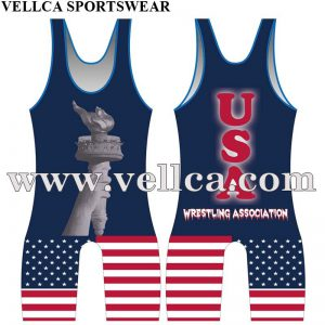 Custom Youth Wrestling Singlets No Minimum