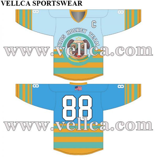Custom Ice Hockey Team Uniforms and Ice Hockey Jerseys