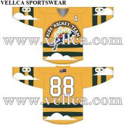 Design Custom Sublimated Ice Hockey Jerseys From China Factory