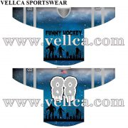 Sublimation Inline Hockey Jersey Wholesale League Hockey Jersey