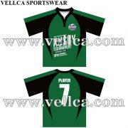 Wholesale Sublimated Overseas Clubs Australia Rugby League Shirts