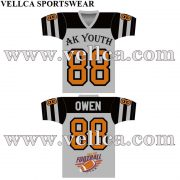 Custom Sublimated Football Uniforms Made For USA Clubs and Teams