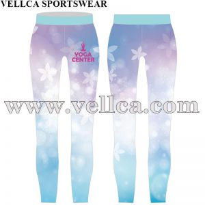 Custom Printed Leggings and Capris