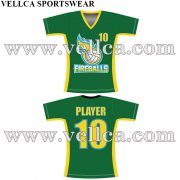 Ladies Custom Sublimated Volleyball Jerseys