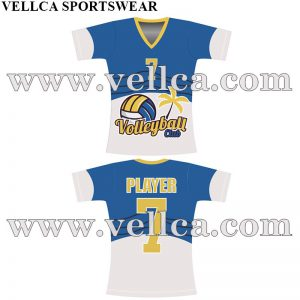 Custom Sublimation Jerseys For Your Volleyball Team
