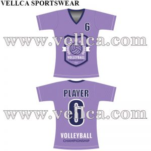 Custom Design Your Team Volleyball Jerseys