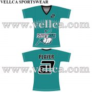 Custom Volleyball Team T-Shirts Wholesale Sports Apparel Bulk Team Clothing