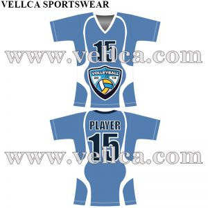 Full Sublimation Custom Design Volleyball Uniforms