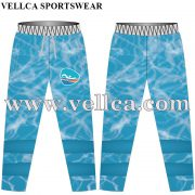 Sublimated Tracksuit Pants Adults and Youth Kids