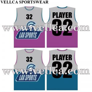 Custom Design Created For Lax Uniforms Lax Reversible Pinny