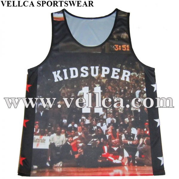 Custom Polyester Sublimation OEM Printed Running Singlets