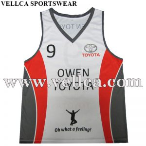 Wholesale Custom Sublimated Mens Running Wear Running Singlet