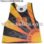Factory Reversible Wholesale Cheap Custom Dye Sublimated Lacrosse Jersey