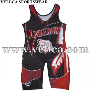 Design Your Own Custom Team Wrestling Singlets