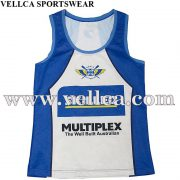 Full Sublimated Dragon Boat Racing Singlets